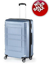 Travel Luggage Lightweight Spinner Suitcase Wheel Trolley Case Grey 28 Inch