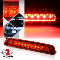 Chrome Housing Red Lens Rear LED Third[3rd]Brake Light for 03-09 Toyota 4Runner