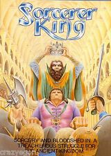 Sorcerer King - Classic Fantasy Board Game for 2-6 players  Shrink *FS