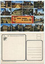 30159 Manoirs Normands you Cotentin - vintage postcard