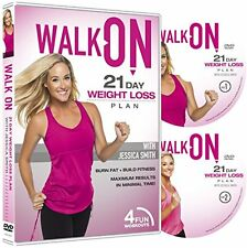 Walk on 21 Day Weight Loss Plan With Jessica Smith