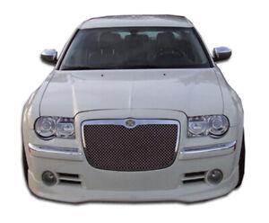 05-10 Chrysler 300C Elegante Duraflex Front Bumper Lip Body Kit!!! 100633