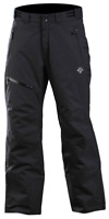 "Descente Ski Trousers Black Mens Size UK L (36"") *REF99"