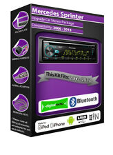 MERCEDES SPRINTER Radio DAB , Pioneer CD Estéreo Usb Auxiliar Player, Bluetooth
