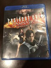 Resident Evil: Damnation (Blu-ray Disc, 2012)