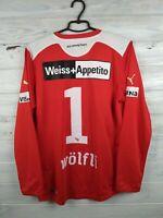Wolfli Young Boys jersey Small goalkeeper shirt soccer football Puma
