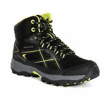 Regatta Kids' Kota Walking Boots - Black
