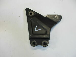 O Yamaha XS 400 12E Dohc Soporte de Motor Izquierdo Motor Tirantes Soporte Toma