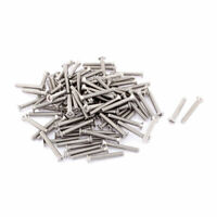 M3 x 22mm Phillips Socket Stainless Steel Countersunk Bolts Screws 50pcs