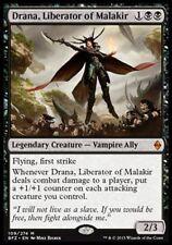 DRANA, LIBERATRICE DI MALAKIR - DRANA, LIBERATOR OF MALAKIR Magic BFZ Battle For