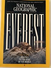 National Geographic Journey To The Roof Of The World.  Everest