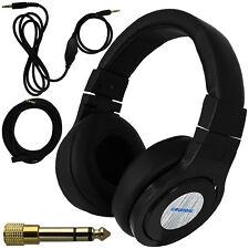 Grundig Kopfhörer Headset Lautsprecher On Ear Faltbar Stereo 1,4m + 4m Kabel NEU