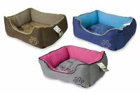 Cozy Pet Bed for Small Medium Breed Dog Cat Cushion House Puppy Soft Warm Kennel
