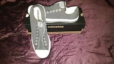 NEW CONVERSE ALL STAR SLIP ON SHOES NO TIE