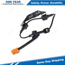 Rear Left ABS Wheel Speed Sensor 57475S9A013 For 2002-2006 Honda CRV CR-V 2.4L