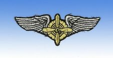 Patch Brevet Flight Engineer Wings
