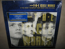 The ICICLE WORKS If You Want To Defeat Your Enemy Sing His Song SEALED Vinyl LP