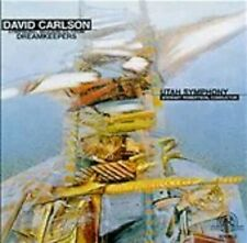 David Carlson Electronic Sequences Dreamkeepers cd NM