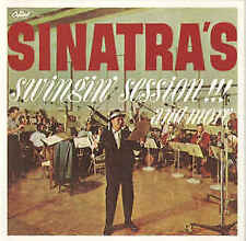 Frank Sinatra: Swingin' Session and more CD 1987 LIKE NEW