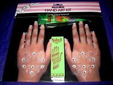 Apo072 mehandi / MEHNDI henna cono Incolla + Saheli / olio di eucalipto KIT + lato ART KIT