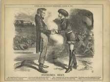 1863 extrêmes rencontrer Abe Lincoln et le tsar des ennuis
