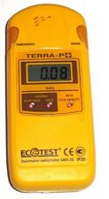 Geiger Counter RADIATION DETECTOR DOSIMETER TERRA-P+ ENGLISH VERSION Ecotest