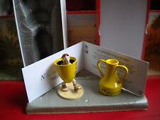L'amphore jaune boite d'origine PIXI / Astérix / Obélix + CERTIFICAT