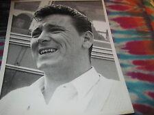 Gene Vincent - Late 60'S Close-Up 8 X 10 Photo - K@L