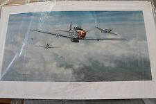 Gerald Coulson - Yoxford Boys - P-51 Mustang - Aviation Art