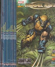 MARVEL ICONS N° 8 à 69 1ère Série + 1 à 17 de la 2ème Série Marvel France