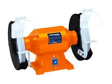 Touret à meuler 150W 150 mm pour bricolage METAWOOD avec 2 meules