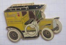 Coca-cola/Oldtimer Truck... coche pin (154i)