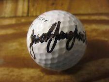 Sarah Jane Smith Golfer Autographed Signed Beta Ti Tech Golf Ball LPGA Tour