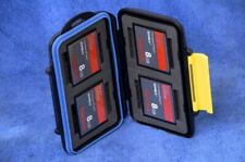 FOUR Sandisk Ultra 8GB 30MB/s CF Memory Cards w/ Waterproof Case (32GB)
