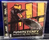 Jumpsteady - Master of the Flying Guillotine CD SEALED insane clown posse myzery