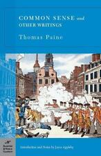 Common Sense and Other Writings by Thomas Paine