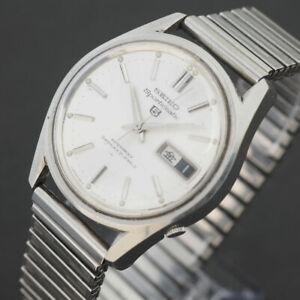 Vintage 1966 JAPAN SEIKO 5 SPORTSMATIC 6619-7070 21Jewels Automatic Men's Watch