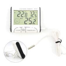 Mini LCD Digital Thermometer Humidity Meter Room Temperature Indoor Hygrometer