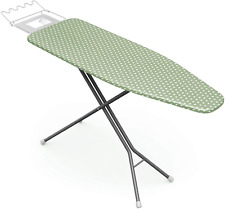 Savuk Silicone Coated Ironing Board Cover And Pad, 4 Layers, 15X54 Inch, Extra H