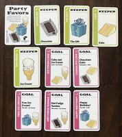 FLUXX Party Favors Promo Expansion Pack 9 Cards OOP
