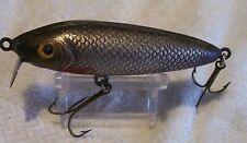 Vintage Mckenzie Hollow Metal Miracle Minnow Lure 12/27/19Pot 3-1/2""