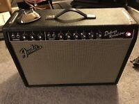 Fender '64 Custom Deluxe Reverb 20W 1x12 Handwired Tube Combo Amp