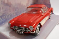 Dinky 1/43 Scale Diecast Model DY-23 CHEVEROLET CORVETTE RED