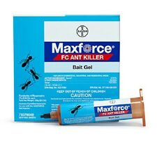Maxforce FC Ant Killer Bait Gel 4x27g 1 Plunger, 4 Tips, 4 Tubes, Bayer