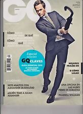 GQ MAGAZINE ESPANA SPAIN NOVIEMBRE 2013.