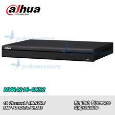 Dahua NVR4216-4KS2 16 Channel P2P NVR 4K H.265 1U Case Network Video Recorder