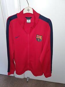 Barcelona FC Nike Red Blue Adult Training Tracksuit Jacket Barca Size XL