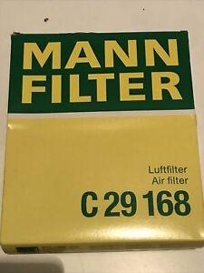 Mann Air Filter C29168 For Nissan Renault Vauxhall