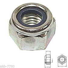 Écrou hexagonal DIN 982-10,Galvanisation de zinc FR également comme filetage fin