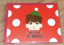EXO SMTOWN COEX Artium OFFICIAL GOODS LAY PAPER TOY CARD SET NEW